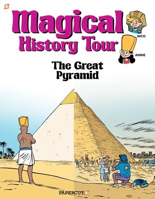 Magical History Tour #1: The Great Pyramid Cover Image