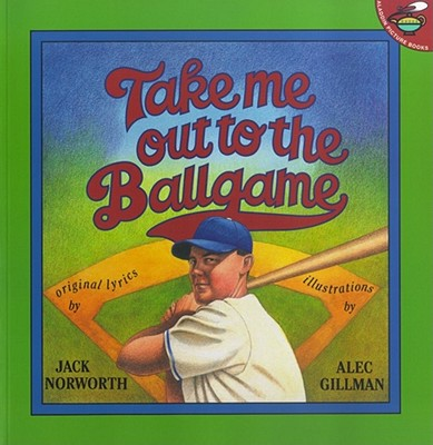Cover for Take Me Out to the Ballgame