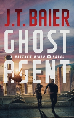 Ghost Agent Cover Image