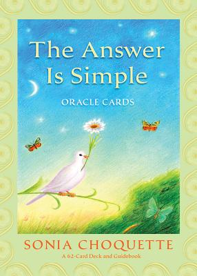 The Answer is Simple Oracle Cards Cover Image