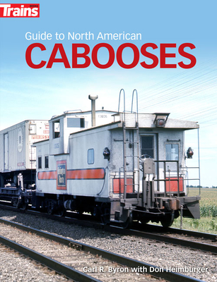 Guide to North American Cabooses Cover Image