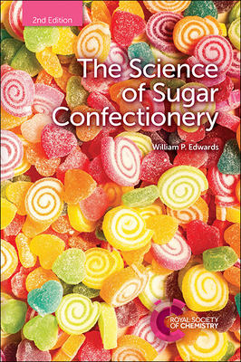 The Science of Sugar Confectionery Cover Image