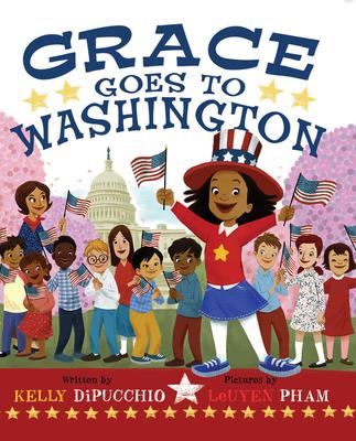Grace Goes to Washington Cover Image