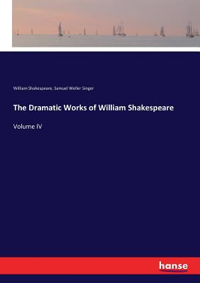 Cover for The Dramatic Works of William Shakespeare