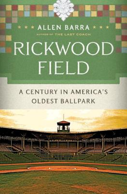 Rickwood Field Cover