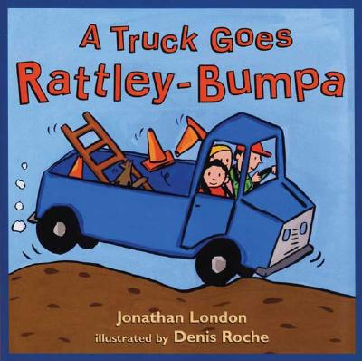 A Truck Goes Rattley-Bumpa Cover