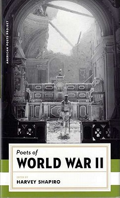 Cover for Poets of World War II