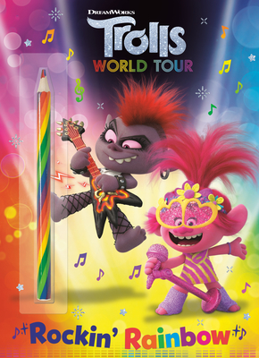 Rockin' Rainbow! (DreamWorks Trolls World Tour) Cover Image
