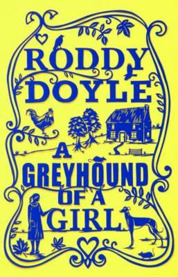 Greyhound of a Girl Cover