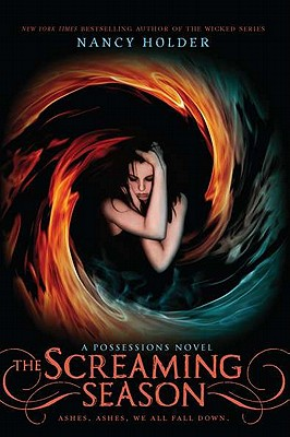 The Screaming Season (Possessions #3) Cover Image