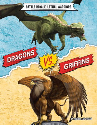 Dragons vs. Griffins Cover Image