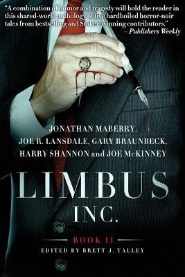 Limbus, Inc., Book II Cover Image