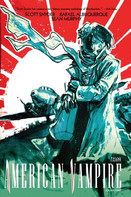 American Vampire Vol. 3 Cover