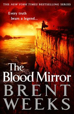 The Blood Mirror (Lightbringer #4) Cover Image