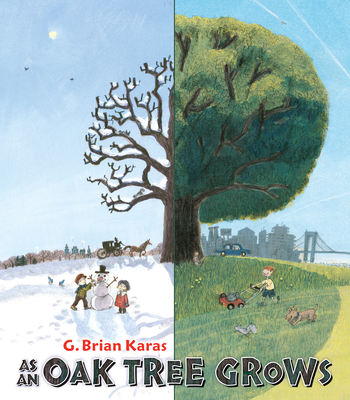 As an Oak Tree Grows Cover Image