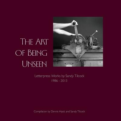 The Art of Being Unseen Cover Image
