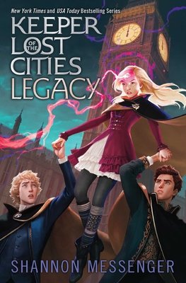 Legacy (Keeper of the Lost Cities Series #8) cover image