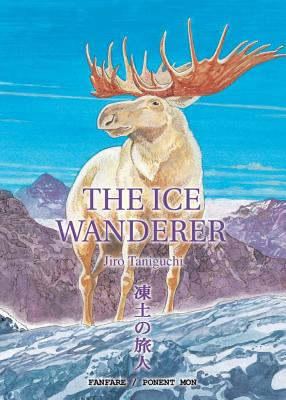 The Ice Wanderer and Other Stories Cover
