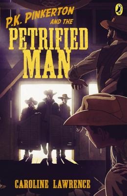 P.K. Pinkerton and the Petrified Man Cover Image