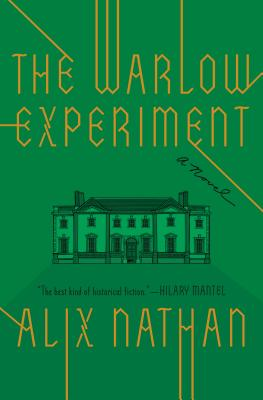 Cover for The Warlow Experiment