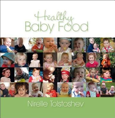 Healthy Baby Food Cover