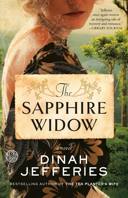 The Sapphire Widow: A Novel Cover Image
