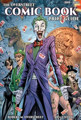 Overstreet Comic Book Price Guide Volume 49: Batman's Rogues Gallery Cover Image