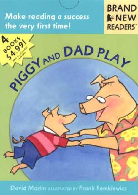 Cover for Piggy and Dad Play