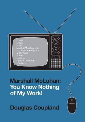 Marshall McLuhan Cover