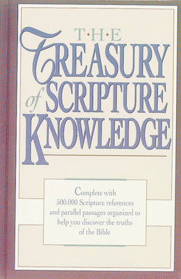 The Treasury of Scripture Knowledge (MCD) Cover Image