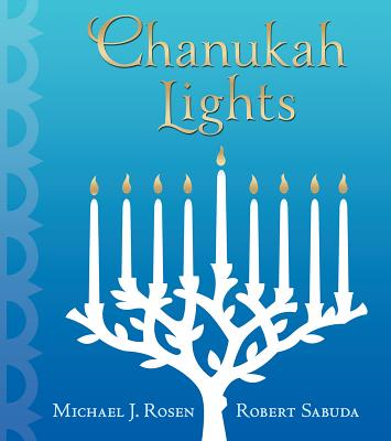 Chanukah Lights Pop-Up Cover