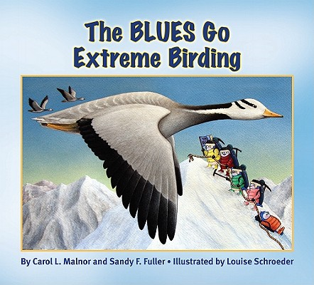 The Blues Go Extreme Birding Cover