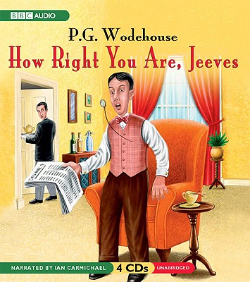 How Right You Are, Jeeves Cover