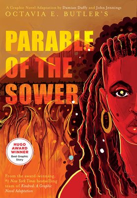 Parable of the Sower:  A Graphic Novel Adaptation: A Graphic Novel Adaptation Cover Image