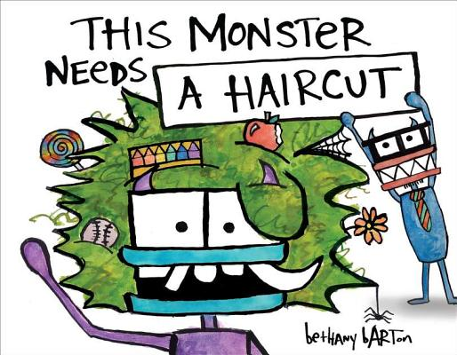 This Monster Needs a Haircut Cover