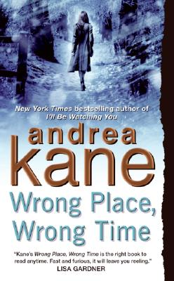 Wrong Place, Wrong Time (Pete Montgomery #1) Cover Image
