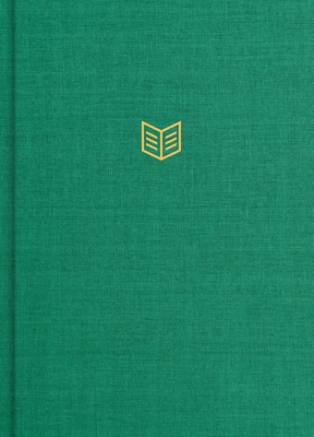 CSB She Reads Truth Bible, Emerald Cloth over Board, Indexed (Limited Edition) Cover Image