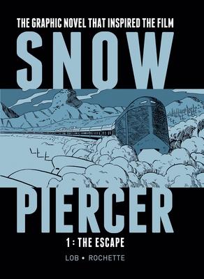 Snowpiercer 1 Cover