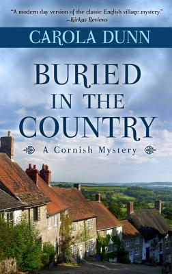 Buried in the Country (Cornish Mystery) Cover Image