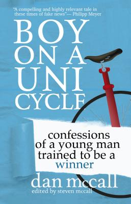 Cover for Boy on a Unicycle