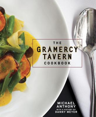 The Gramercy Tavern Cookbook Cover