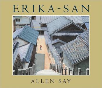 Erika-San Cover