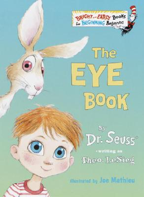 The Eye Book Cover Image