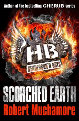 Henderson Boys 7: Scorched Earth Cover Image