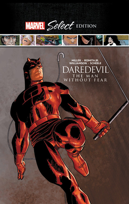 Daredevil: The Man Without Fear Marvel Select Edition Cover Image