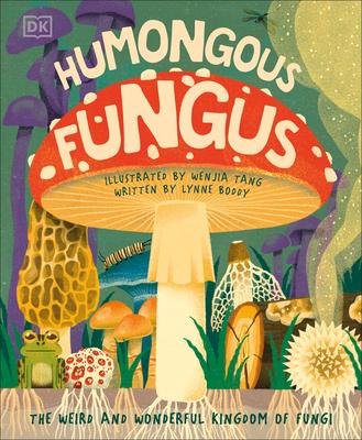 Humongous Fungus Cover Image