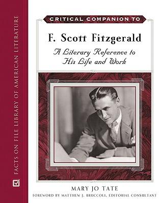 Cover for Critical Companion to F. Scott Fitzgerald