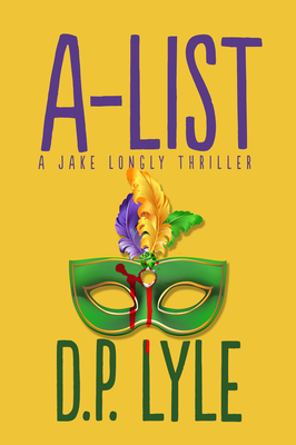 A-List (The Jake Longly Series ) Cover Image