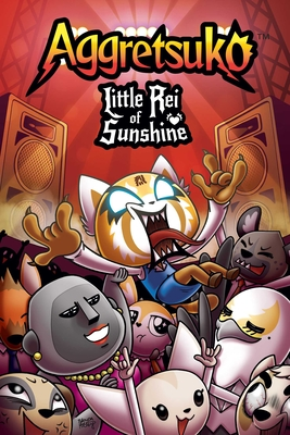 Aggretsuko: Little Rei of Sunshine  Cover Image