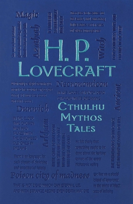 H. P. Lovecraft Cthulhu Mythos Tales (Word Cloud Classics) Cover Image
